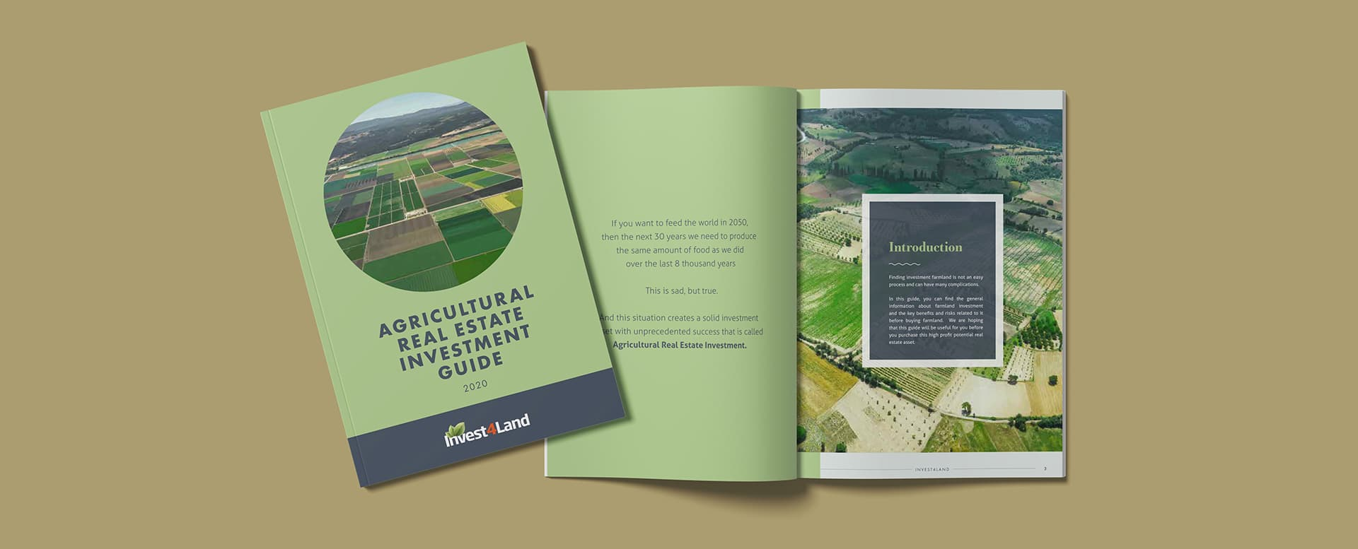 Agricultural Investment Guide 2020