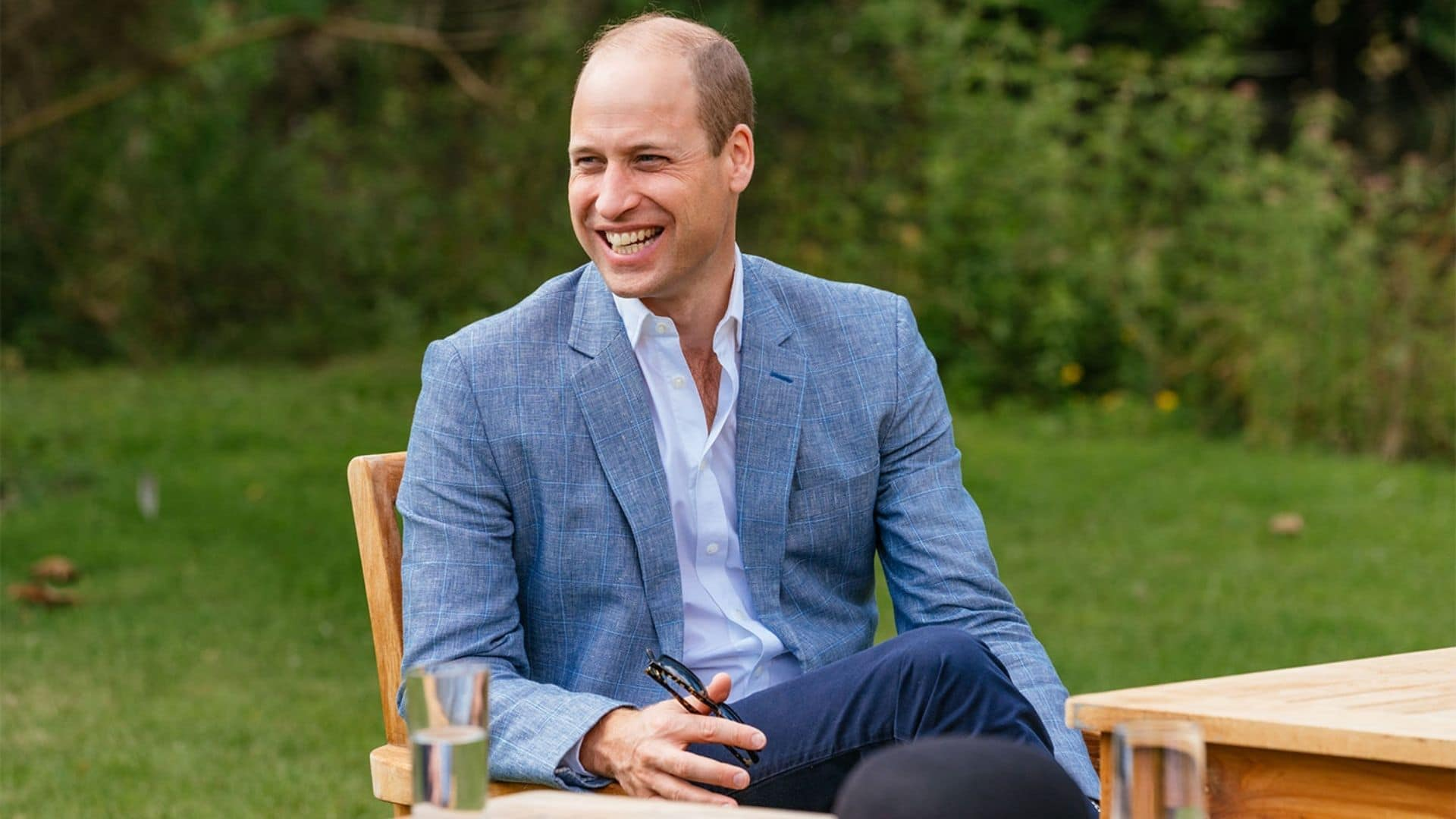 Prince William Has Encouraged Investors to Turn Back to Soil